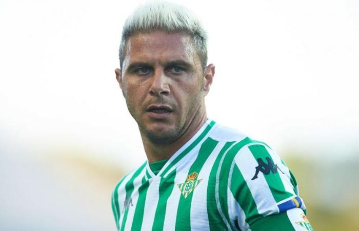 Joaquin al Real Betis