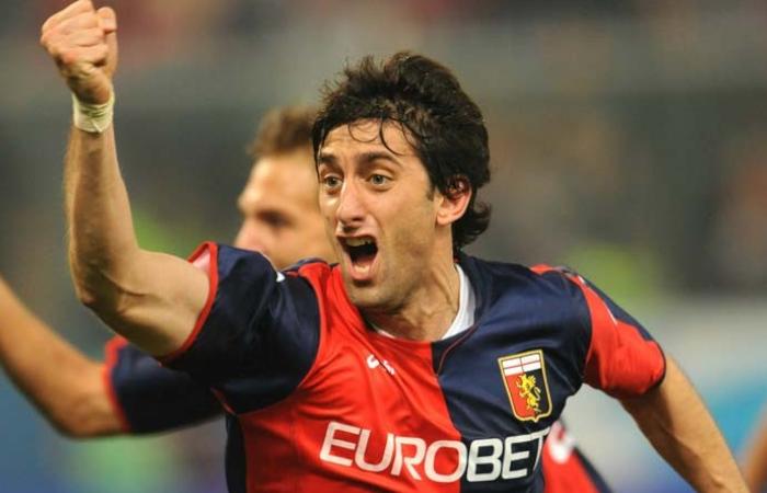 Diego Milito al Genoa