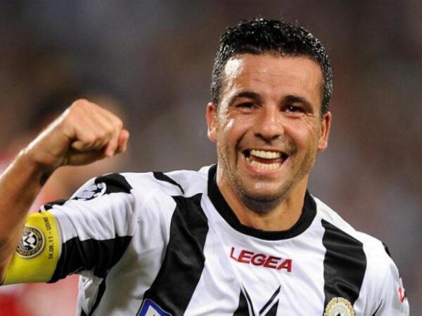Antonio Di Natale – Scugnizzo dell'Udinese