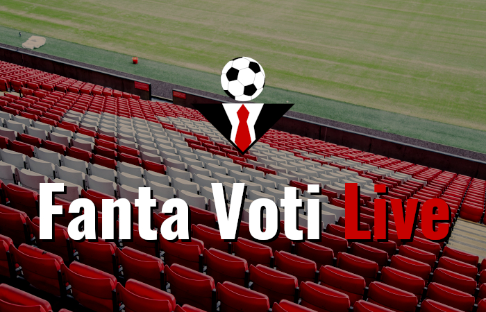 Fanta voti live Serie A – 15° giornata