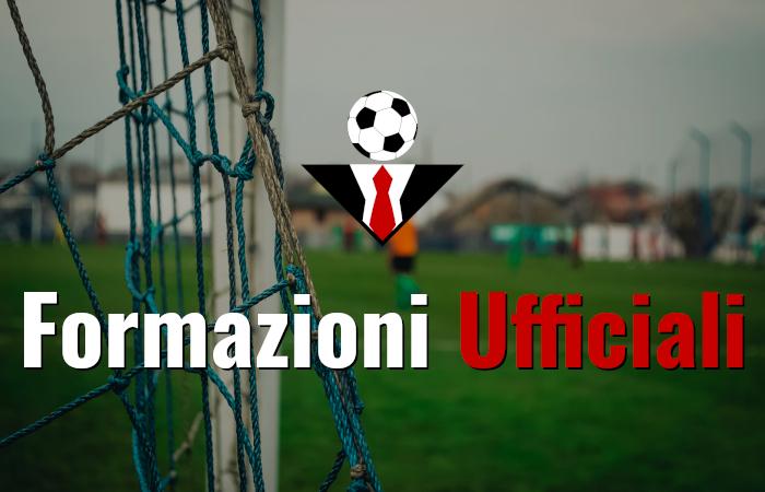 Formazioni ufficiali Serie A – Turno 5