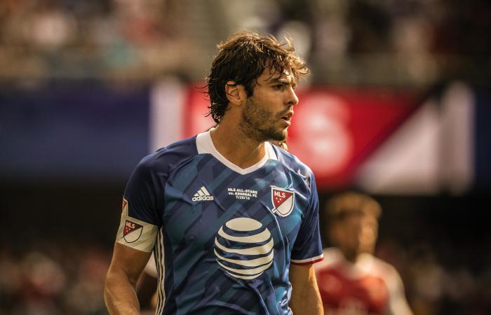 Kaká nel team all stars dell'MLS