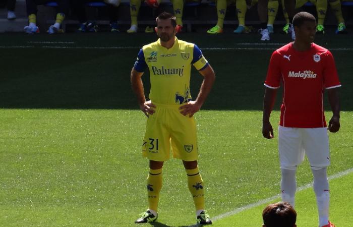 Sergio Pellissier capitano del Chievo Verona