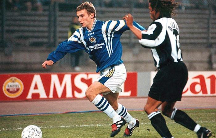 Shevchenko alla Dinamo Mosca