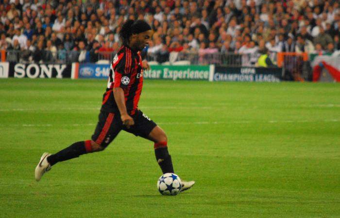 Ronaldinho al Milan