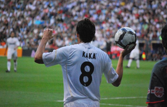 Kaká in maglia Real Madrid