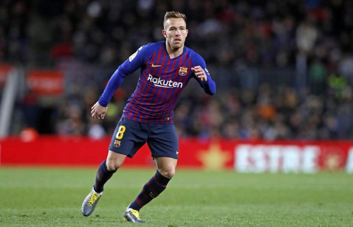 Arthur, giocatore dato alla Juventus dalle ultime news