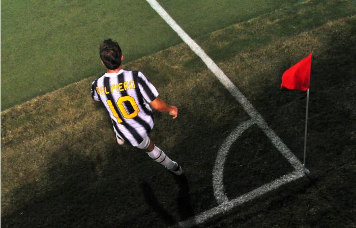 Del Piero alla Juventus