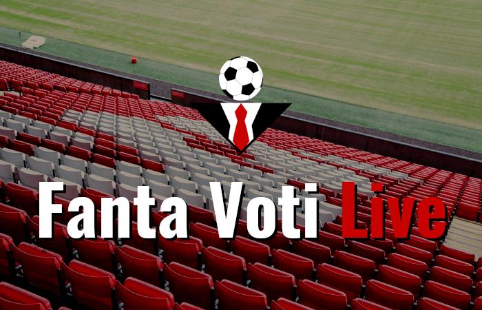 Fanta Voti Live Serie A Agente Fantacalcio