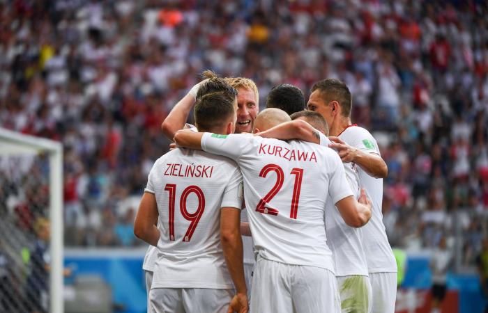 Kamil Glik con la maglia della Polonia