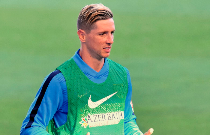 Torres all'Atletico Madrid
