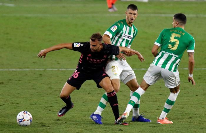 Borja Mayoral, il nuovo acquisto della Roma, al Real Madrid