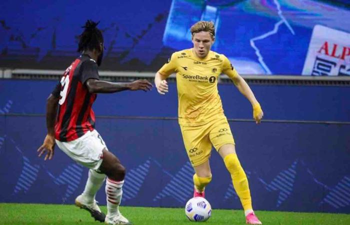 Mercato Milan – Hauge vestirà rossonero