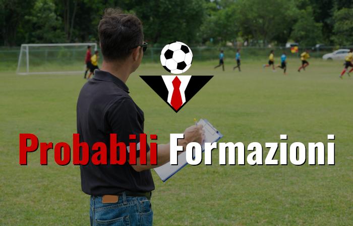 Probabili Formazioni della Serie A aggiornate