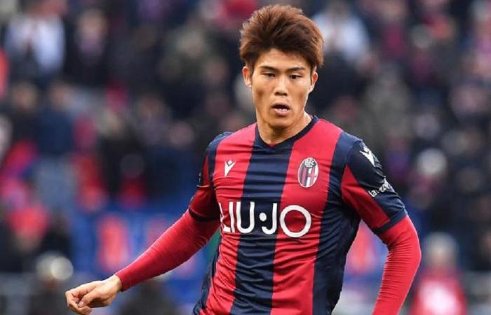 Takehiro Tomiyasu, difensore del Bologna